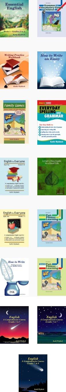 Kathi's books